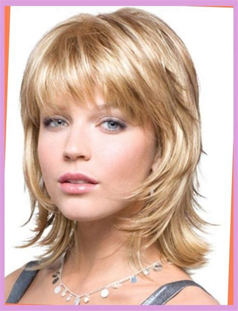 trendy medium length hair for over seventies shag haircuts for women over 50 short shag hairstyles