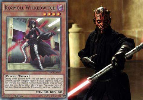 referensi film fiksi ilmiah wah ada star wars loh di kartu yu gi oh kaori nusantara