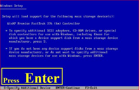 xp setup multiple websites sata drivers load in windows xp setup on dual boot