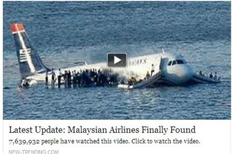 missing malaysia airlines flight 370 scam arrives via mh370 found www pixshark com images galleries with a bite