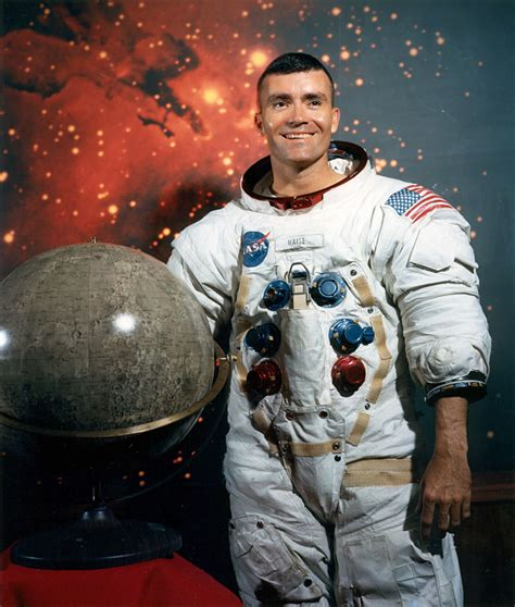 Ken Mattingly Astronaut by Apollo 13 Image Library