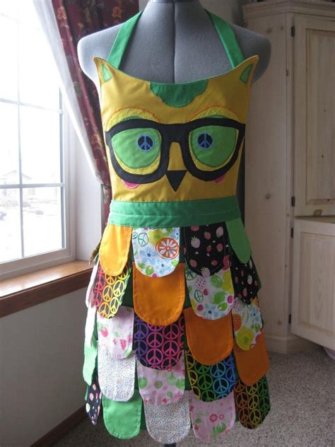 pattern for owl apron 1000 images about aprons on pinterest home kitchens