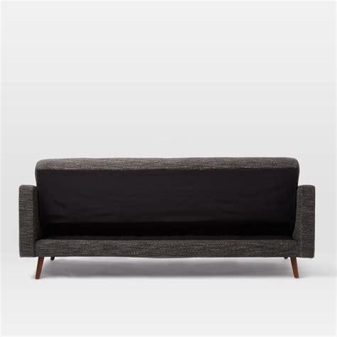 west elm futon sofa west elm futon roselawnlutheran