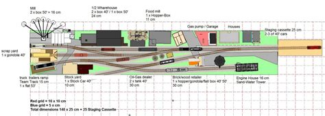 N Scale Shelf Layout by Trackplan Database You Posted Yours Model