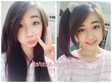 tutorial make up korea bahasa indonesia makeup tutorial makeup natural look indonesian makeup m