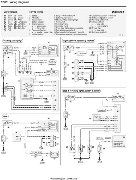 vauxhall 2 0 8v wiring diagram wiring diagram with