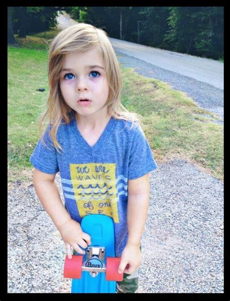 Toddler Boy Long Hair | toddler boy long hair omg miles wilson pinterest