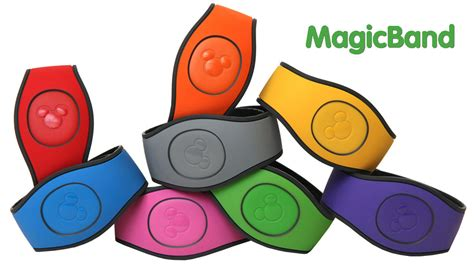 disney band colors magicband 2 coming to walt disney world resort disney