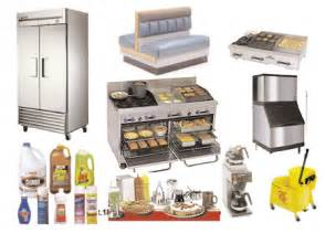 Kitchen Items Needed For A Restaurant Kitchen Supplies