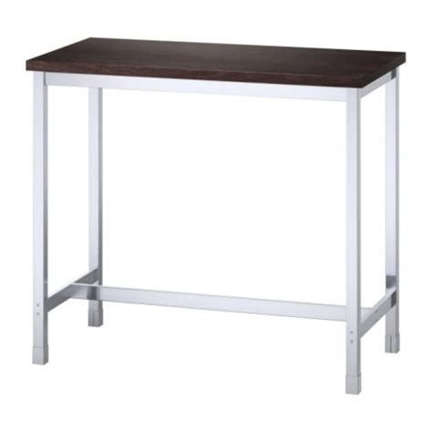 Stainless Steel Bistro Table Utby Bar Table Ikea