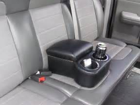 center console bench seat car cup holder console bench seat cup holder blue