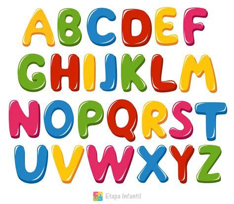 imagenes en ingles del abecedario ense 241 ar de forma divertida el abecedario a un ni 241 o etapa