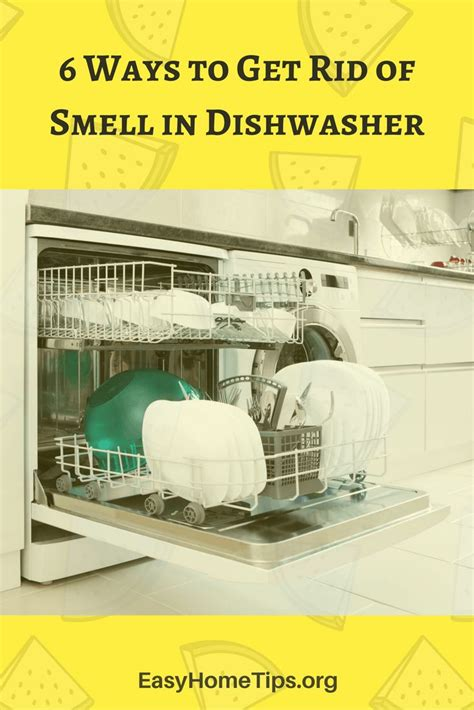 how to get rid of smell in top load washing machine best 25 dishwasher smell ideas on window