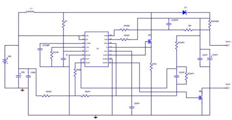 pcb trace current sense resistor buck boost led driver current sense resistor trimming page 1