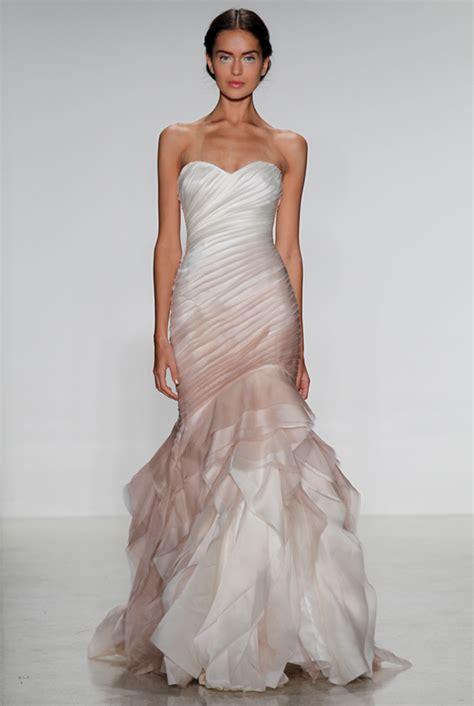 non white wedding dresses 20 stunning non white wedding dresses for the bold and daring modwedding
