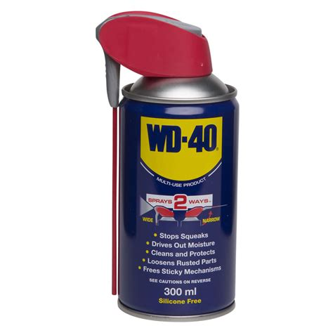 Wd40 Wd 40 Wd 40 Kemasan 191 Ml wd 40 smart straw 300ml at wilko