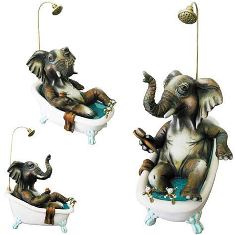 elephant in the bathtub carlos albert collection elephant bathtub ce363