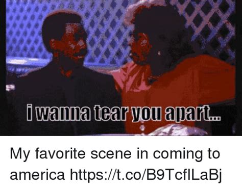 Coming To America Meme - dwanna tear you apart my favorite scene in coming to