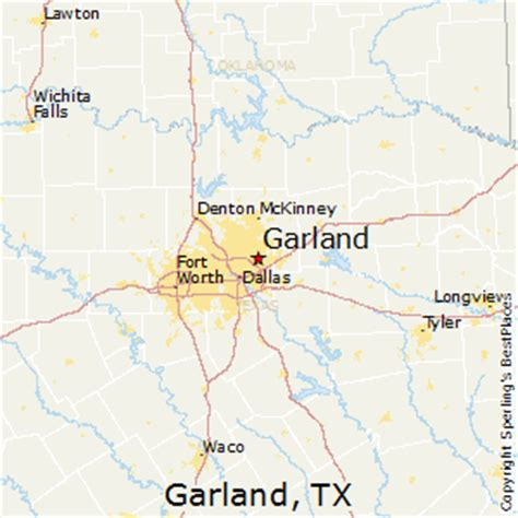 map garland texas best places to live in garland texas