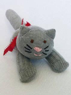 cat plushie pattern related keywords cat plushie pattern details about vintage stuffed toy pattern 1443 sock monkey