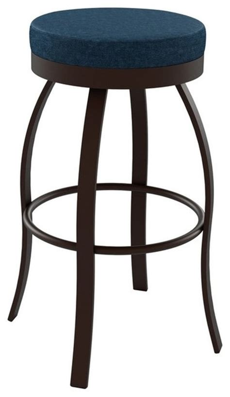 24 inch backless bar stools amisco swan backless swivel stool 42496 24 inches