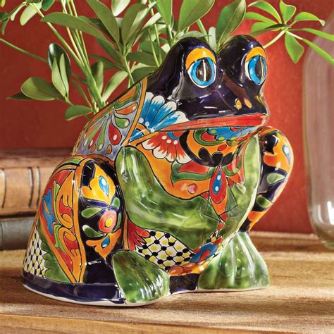 Talavera Frog Planter by 1000 Images About Talavera On