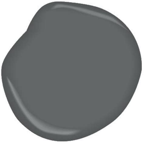 dark gray paint slate charcoal and benjamin moore on pinterest