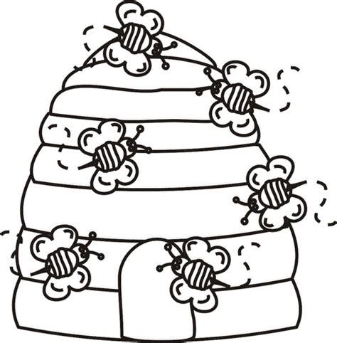 bee coloring pages preschool spring bee coloring pages 9 171 preschool and homeschool