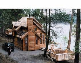 Cool Cabin Designs awwitecture how cute