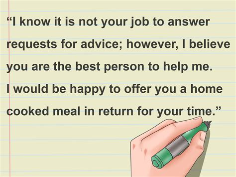 create your own career in advice from a struggling who became a successful producer books 3 ways to write a letter asking for advice wikihow