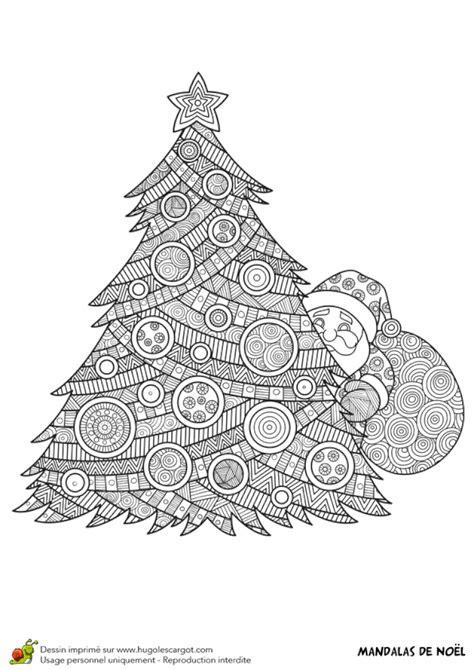 Coloriage Adulte Noel by Coloriage Mandala Noel