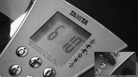 Timbangan Digital Tanita cara menggunakan timbangan tanita innerscan bc 730 versi on the spot
