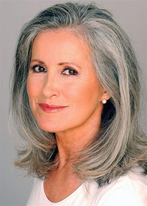 Hairstyles That Are In 15 best collection of hairstyles for grey haired