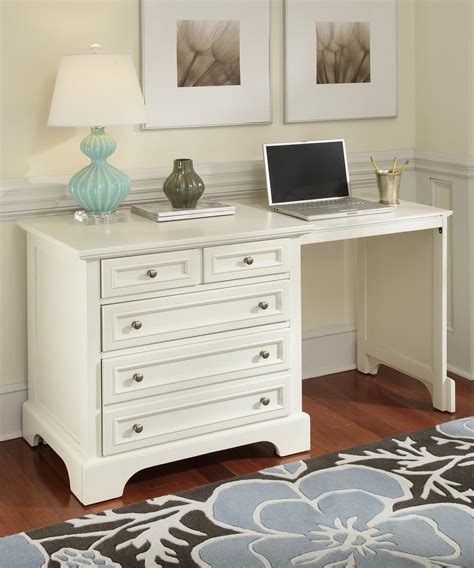 naples white desk home styles naples expand a desk white 5530 93 at