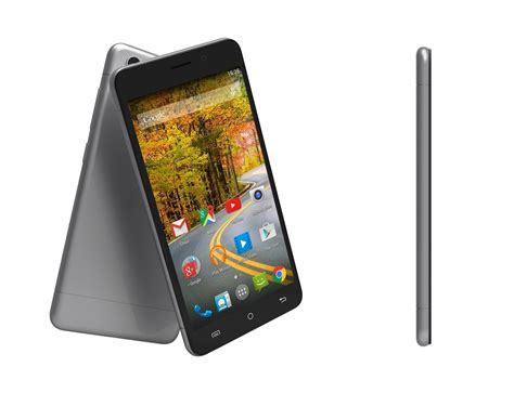 new android phones 2015 archos shows new budget android smartphones with big displays at mwc 2015