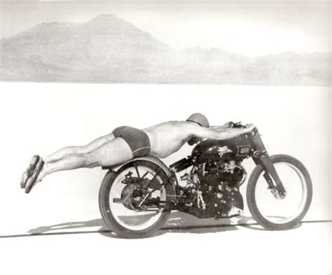 Free Land Records Rollie Free Land Speed Record On A Motorcyle In 1948 Hellinahandbasket Net