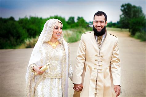 Top Most Beautiful Muslim Couples Islamic Weddings