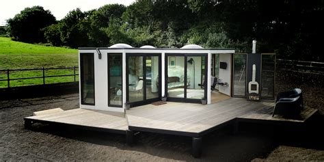 hive homes hivehaus hexagonal modular living spaces by barry jackson