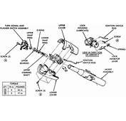 Repair Guides Steering Column AutoZonecom