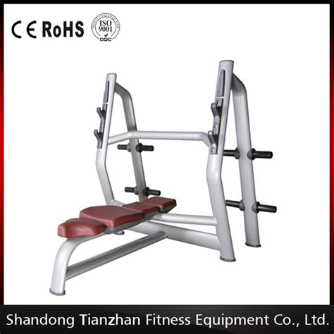 used olympic weight bench tz 6023 olympic flat bench used weight bench for sale