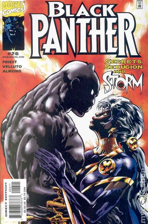 marvel s black panther prelude books black panther 1998 marvel 2nd series comic books