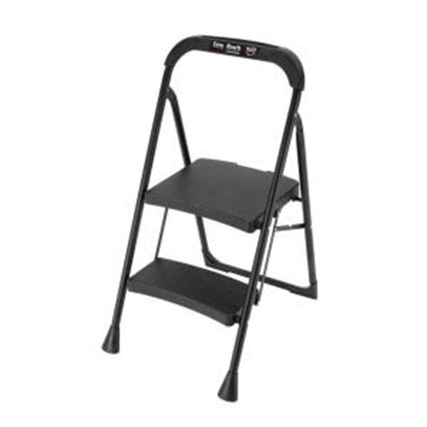 Easy Reach Gorilla Step Stool by Easy Reach By Gorilla Ladders Pro Series 2 Step Steel