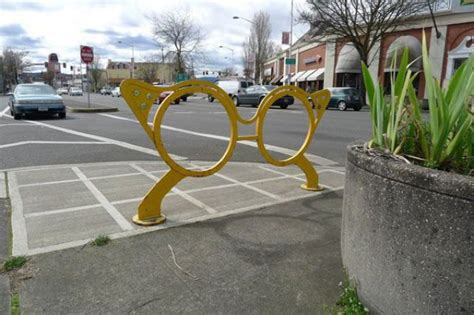 Bike Racks Portland by Absolutely Amazing Bike Racks 22 Pics Izismile