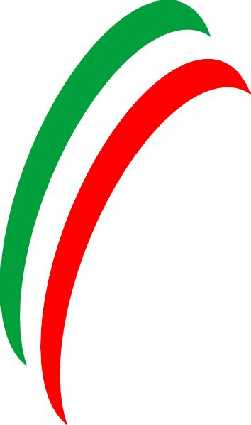 italia clipart flag of italy clip at clker vector clip