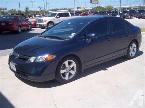 2007 Honda Civic Ex by 2007 Honda Civic Ex For Sale In Selma Classified