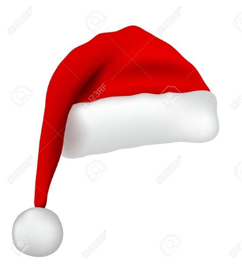 Clipart Natale - clipart cappello babbo natale free images at clker