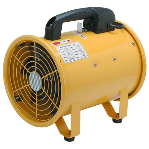 blower fan harbor freight 8 quot portable ventilator