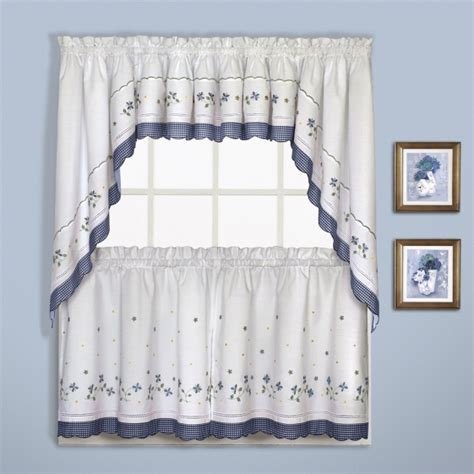 checked kitchen curtains kitchen curtains gingham check border