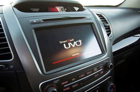 Kia Sorento Uvo Hyundai Kia Find Their Way With Maps Wired