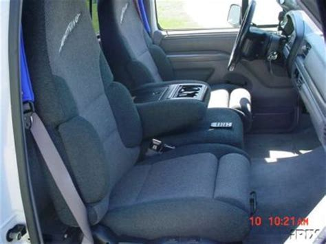 1994 f150 seats factory ford truck seats photo gallery fordification